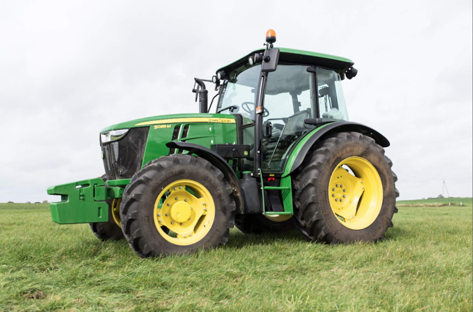 Awesome John Deere 5085m Problems
