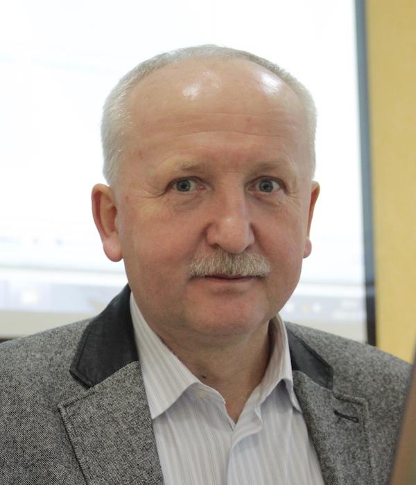 autor Roman Włodarz