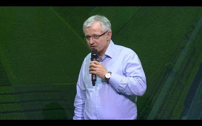 Stopień zawiązania w sadach jest bardzo zróżnicowany, z ostateczną oceną musimy jednak poczekać do opadu czerwcowego – mówił Radosław Suchorzewski