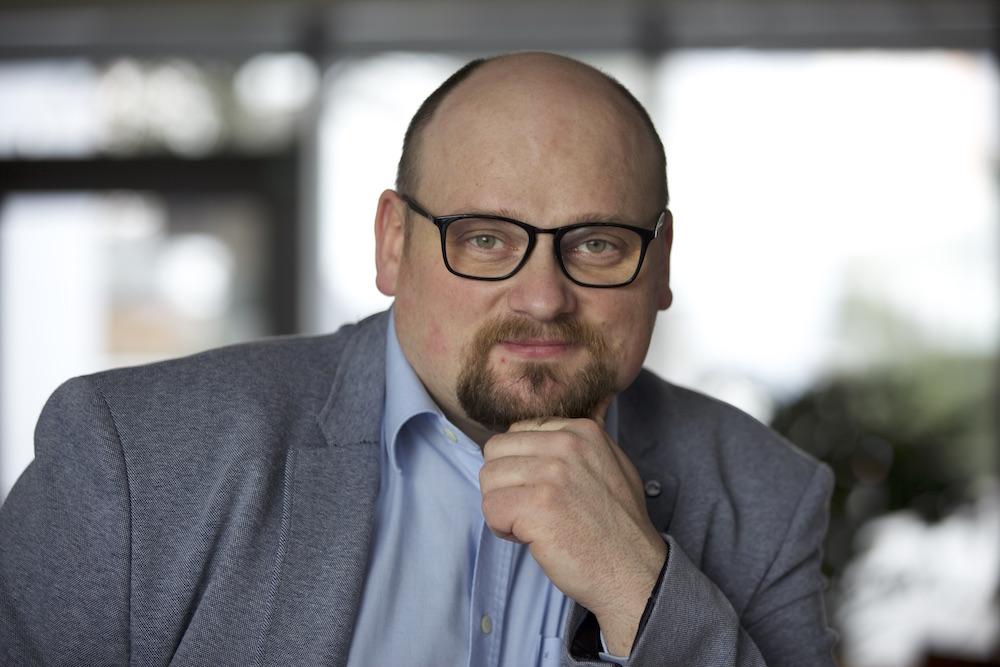 autor Bartłomiej Czekała